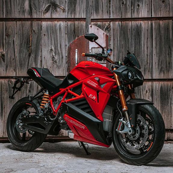 موتورسیکلت - سیگنال